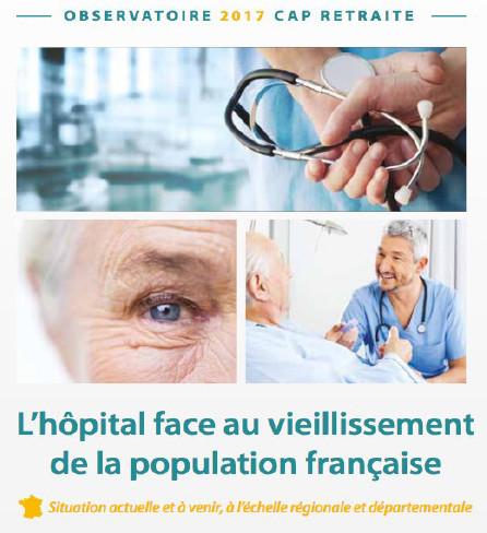 L'hôpital face au vieillissement de la population française: analyse à l'échelle nationale, régionale et départementale