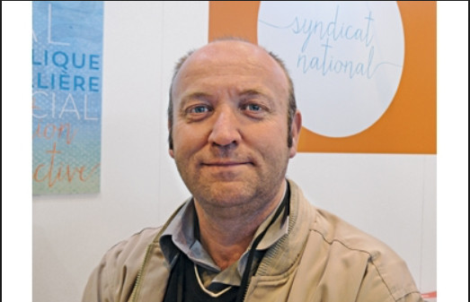 Daniel Cassé, président de la CNDEPAH