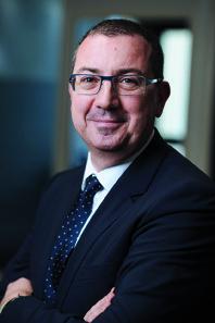 Stéphane Volleau,  responsable marketing  à L'Appel Médical