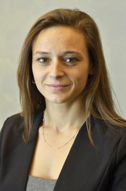 Julia Simart, élève D3S