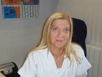 Agnès Souvignet, Secrétaire adjointe de l'URBH et responsable du site MRL de la Blanchisserie Inter-Hospitalière Loire Sud