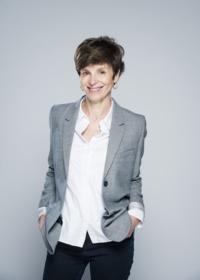 Véronique Lainé, directrice générale du Laboratoire Rivadis. © Rivadis