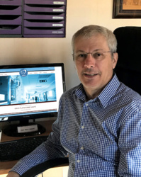 Jean-Marc Issart, directeur de SPS. © DR
