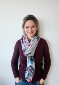 Anne-Laure Dubois, directrice de la Résidence Le Moulin de Saint-Étienne-de-Saint-Geoirs, de la Résidence L'Arc-en-Ciel de Tullins-Fures et de la Résidence Bon Rencontre à Notre-Dame-de-l'Osier. ©DR