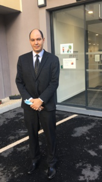 Jamil Adjali, directeur du groupe SEGA. ©DR