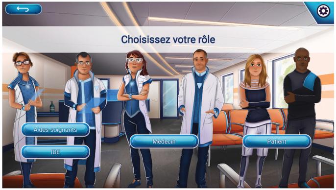 «Sauve Ma Peau 2.0 » a été proposé par l'équipe mobile Plaies  et Cicatrisation du Groupe Hospitalier Sud Île-de-France. ©DR