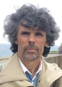 Patrice Raveneau,  en charge du projet pour  la Fondation Nicolas Hulot. ©DR