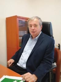 Le Pr Bruno Vellas, coordonnateur du gérontopôle du CHU de Toulouse. ©DR