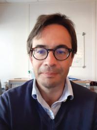 Gabriel Birgand, responsable du CPias Pays-de-la-Loire. ©DR