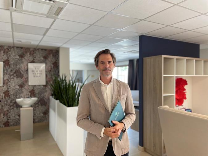 Cédric du Chéné, directeur général du Groupe AFP. ©DR