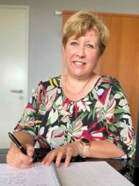 Chrystelle Sénéchal, directrice des établissements du groupe AHNAC. ©DR