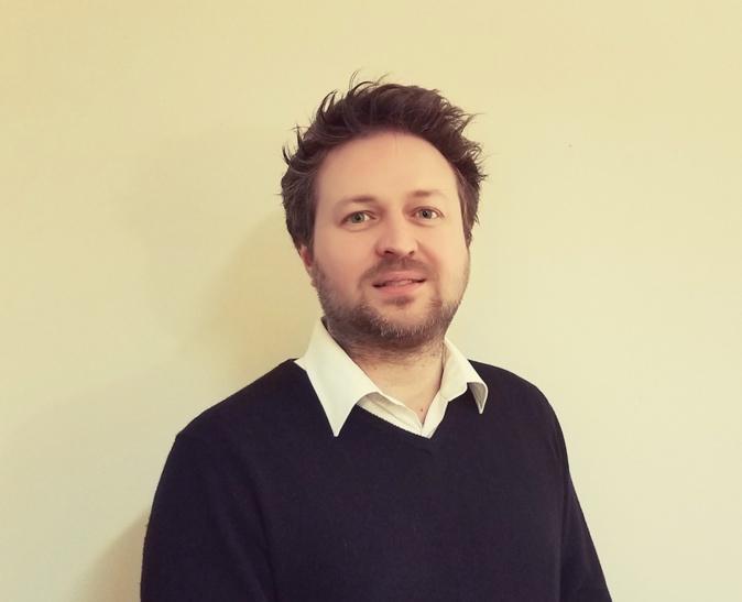 Alexandre Fillion, cofondateur de Teleport IN. ©DR