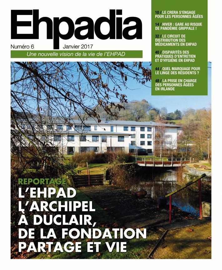 Ehpadia n°6 - Janvier 2017