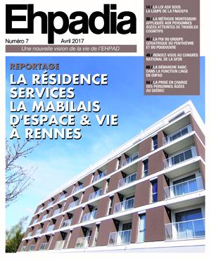 Ehpadia n°7 - Avril 2017