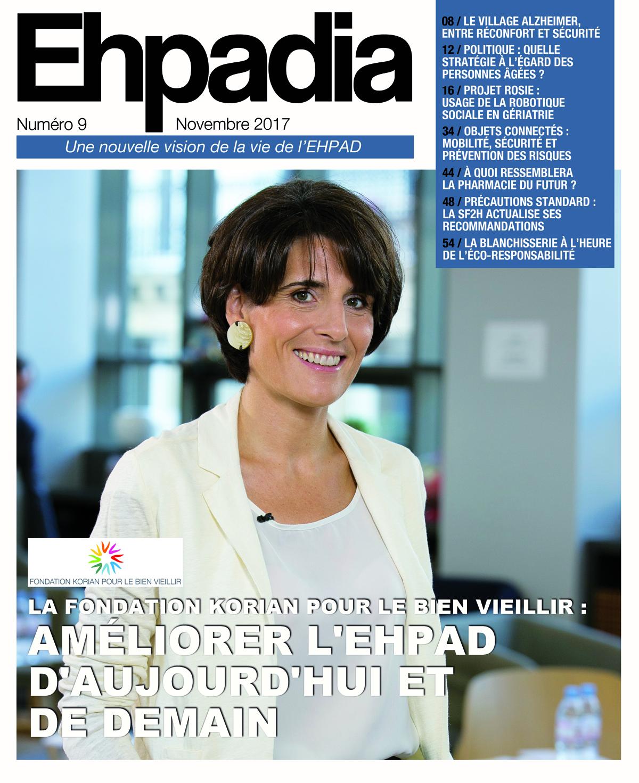 Ehpadia n°9 - Novembre 2017