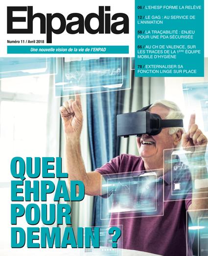 Ehpadia n°11 - Avril 2018
