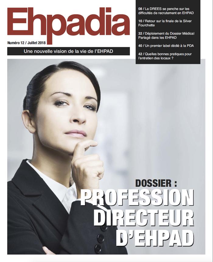 Ehpadia n°12 - Juillet 2018