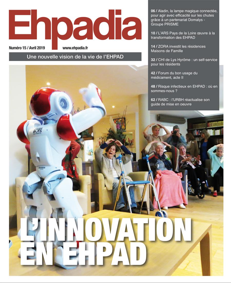 Ehpadia n°15 - Avril 2019