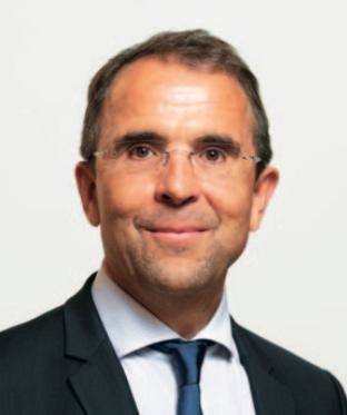 Pierre Traineau, co-fondateur et di- recteur général de CATEL.