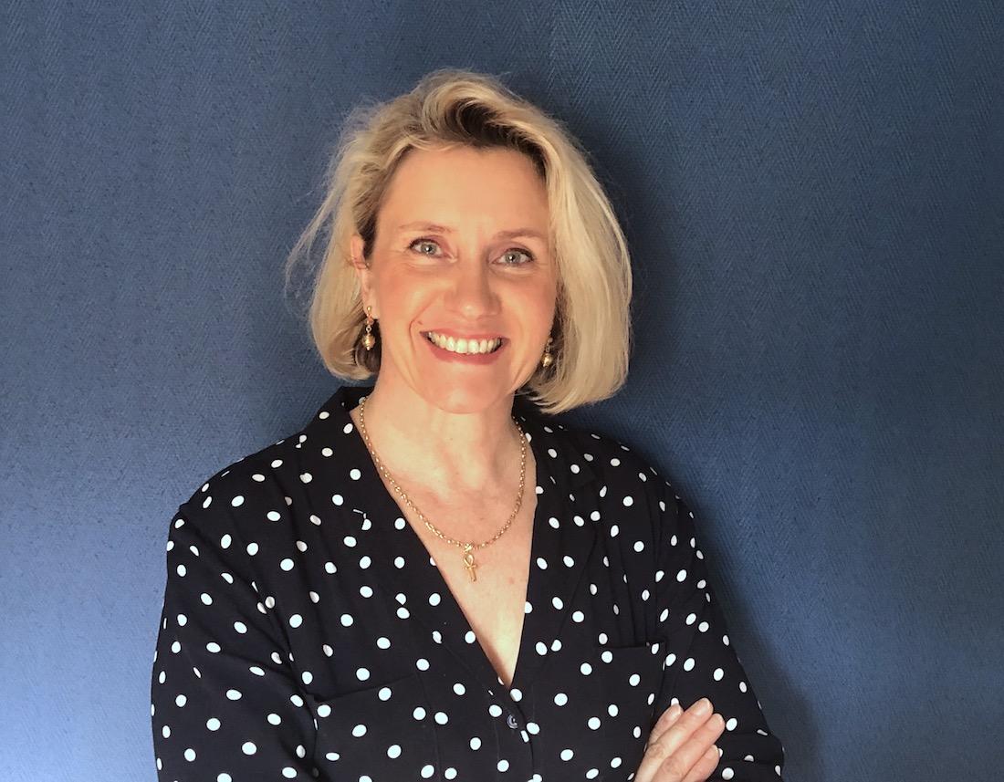 Delphine Dupré-Lévêque, docteur en anthropologie, est spécialisée dans les personnes âgées. © Maxence Lévêque