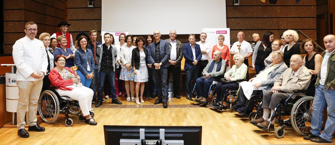 Une cérémonie de remise des prix s'est déroulée le 6 juin 2019 à l'Hôtel du département du Bas-Rhin. © Conseil départemental du Bas-Rhin