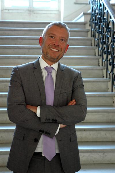 Olivier Guérin, président de la SFGG. © DR