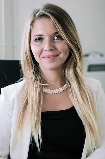 Caroline Bonnal, directrice de la Résidence Le Cèdre à Plailly. ©DR