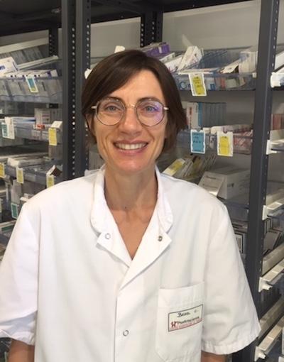 Chloë Bezel, en charge de la PUI du Centre Hospitalier du Vigan, dans les Cévennes gardoises. ©DR