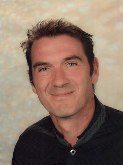Sébastien Vandebeulque, responsable de la cuisine du collège Paul Éluard de Roncq. ©DR