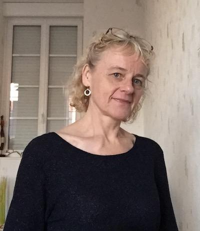 Anne-Françoise  Gicquel, présidente  de l'ACEHF. ©DR