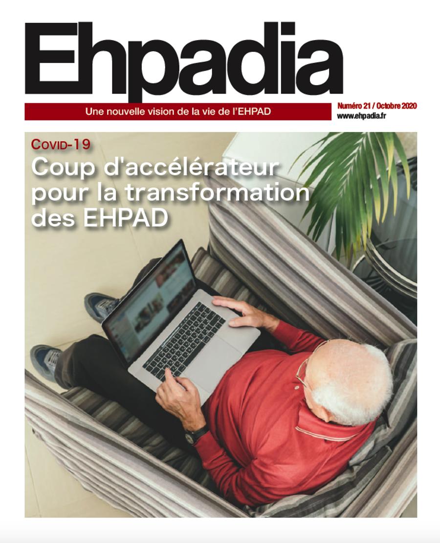Ehpadia n°21 - Octobre 2020