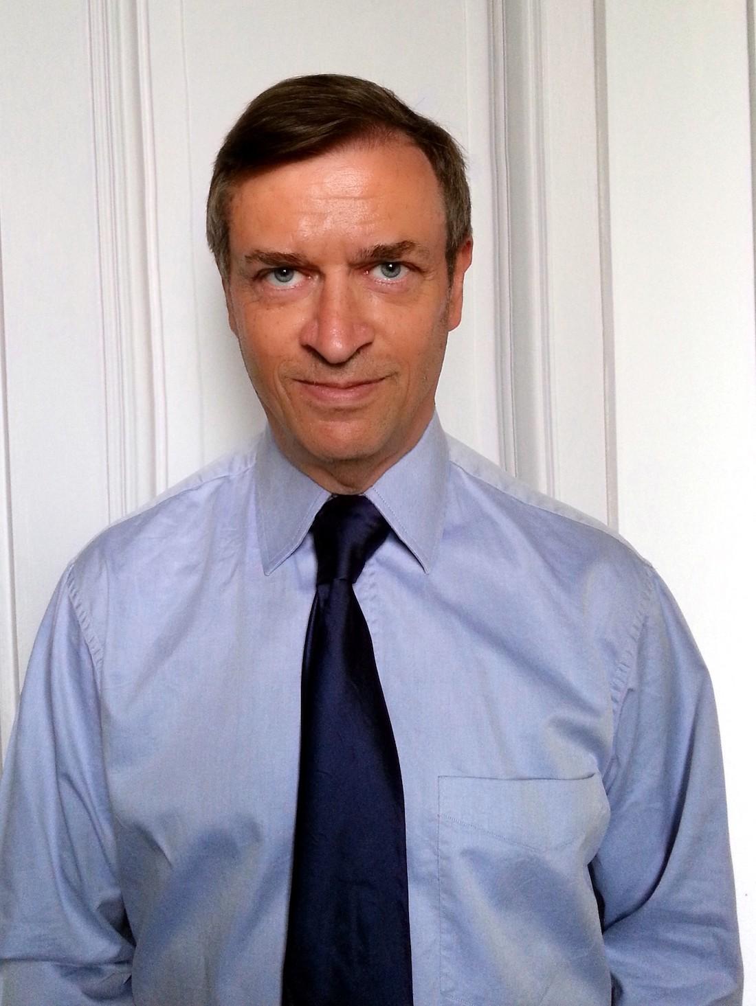 Laurent Vachey, Inspecteur Général des Finances. ©DR