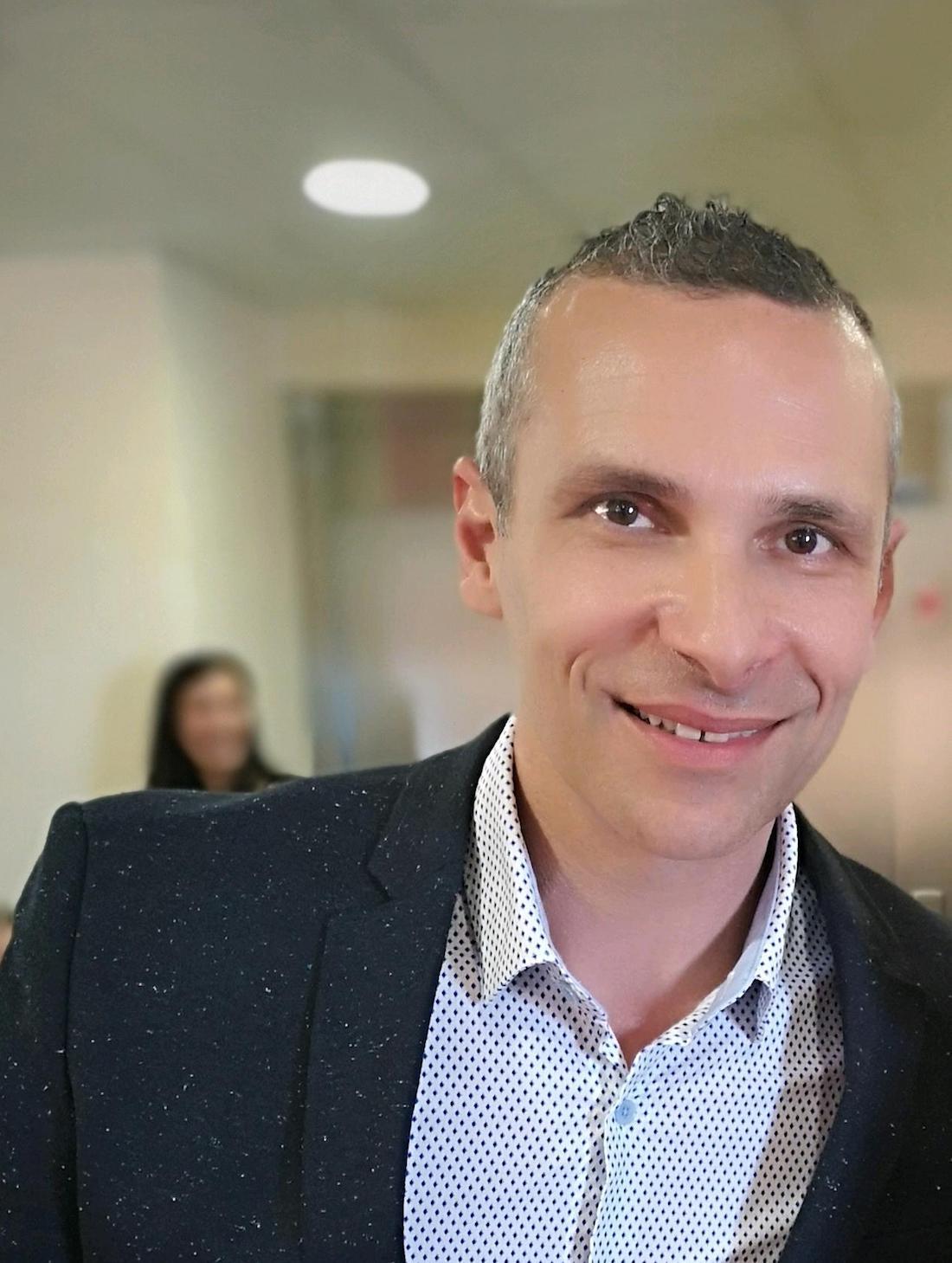 Bruno Angeletti, directeur de L'EHPAD MBV-Bellestel. ©DR