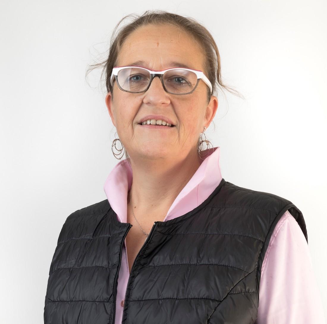 Véronique Borriello, vice-présidente de la FNADEPA. © S.Gautier/FNADEPA