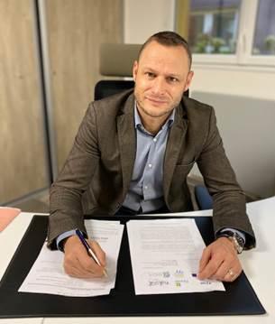 François Vérot, directeur  de l'EHPAD Les Cèdres et délégué régional FNAQPA. ©DR
