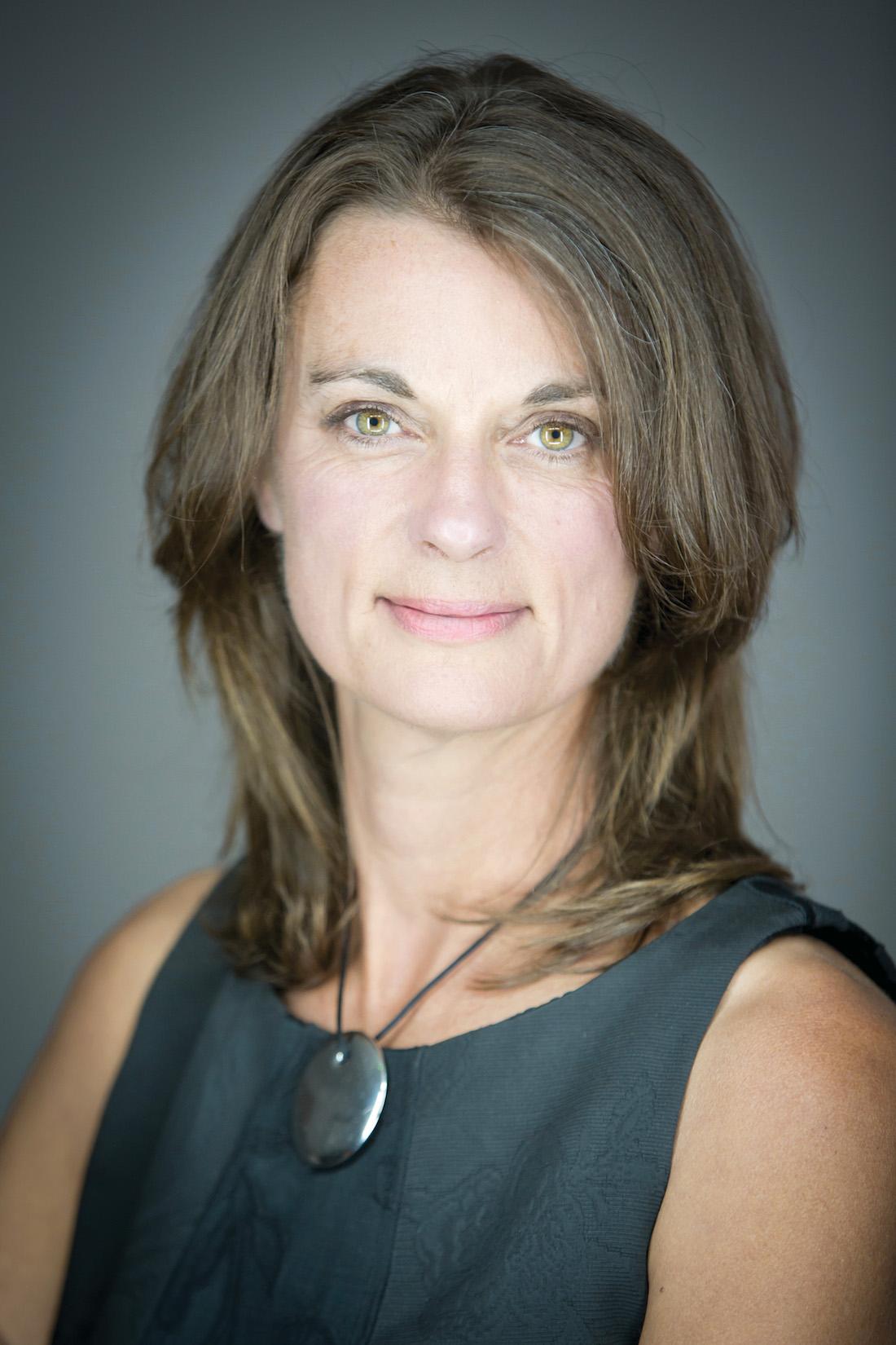 Corinne Grenier, spécialiste de  l'innovation en santé. ©DR