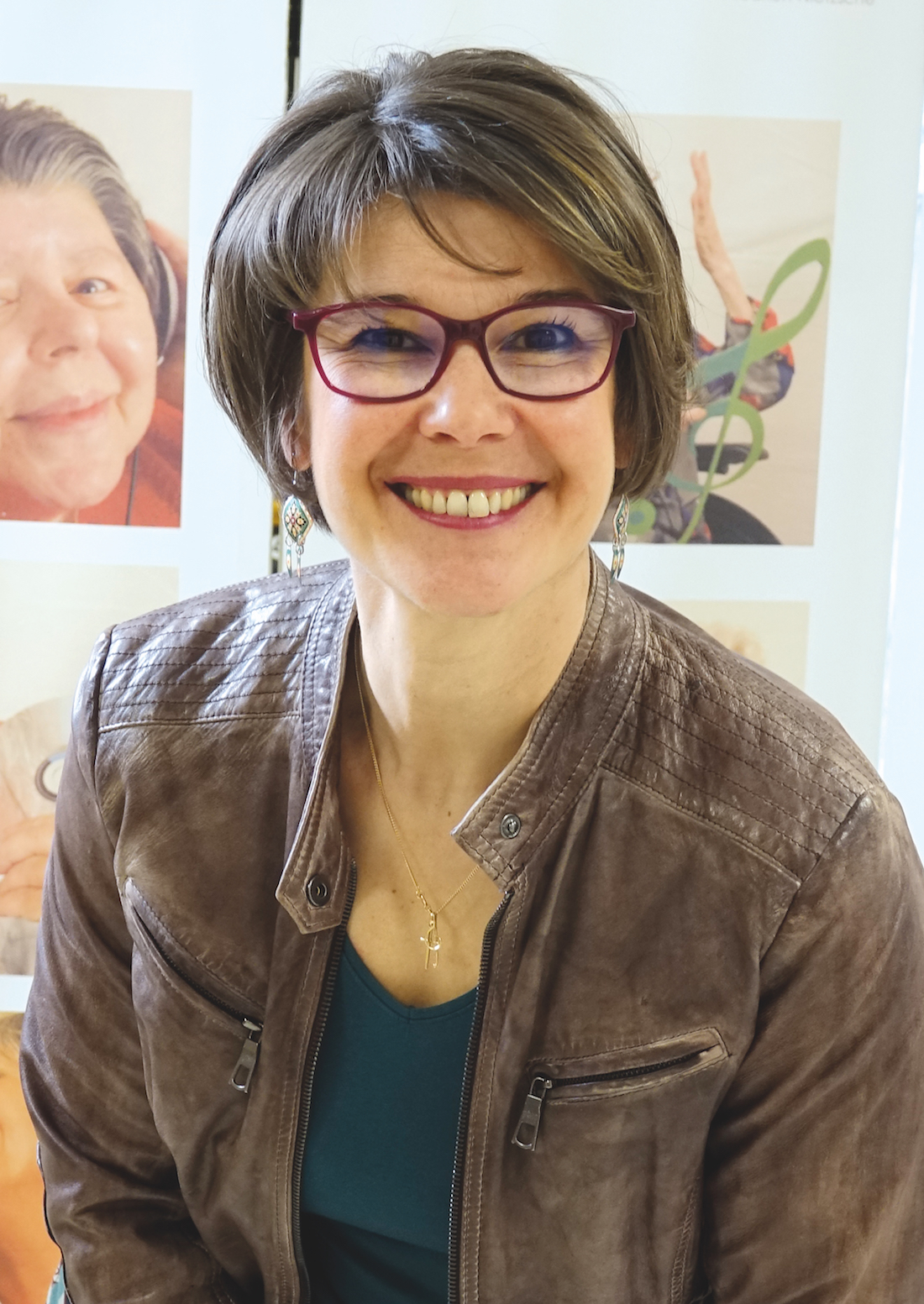 Sylvie Boudot,  co-dirigeante de Onze Plus. ©OnzePlus