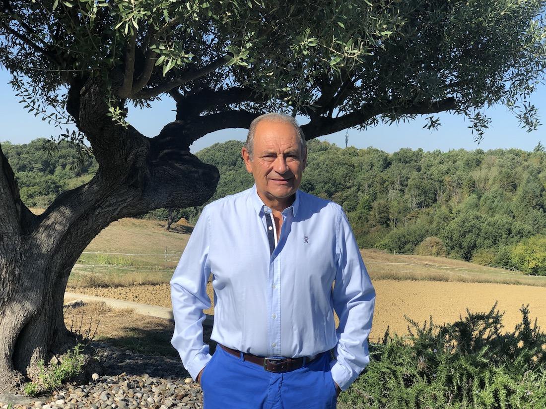 Michel Foubet, PDG  et fondateur de Distraimed. ©DR