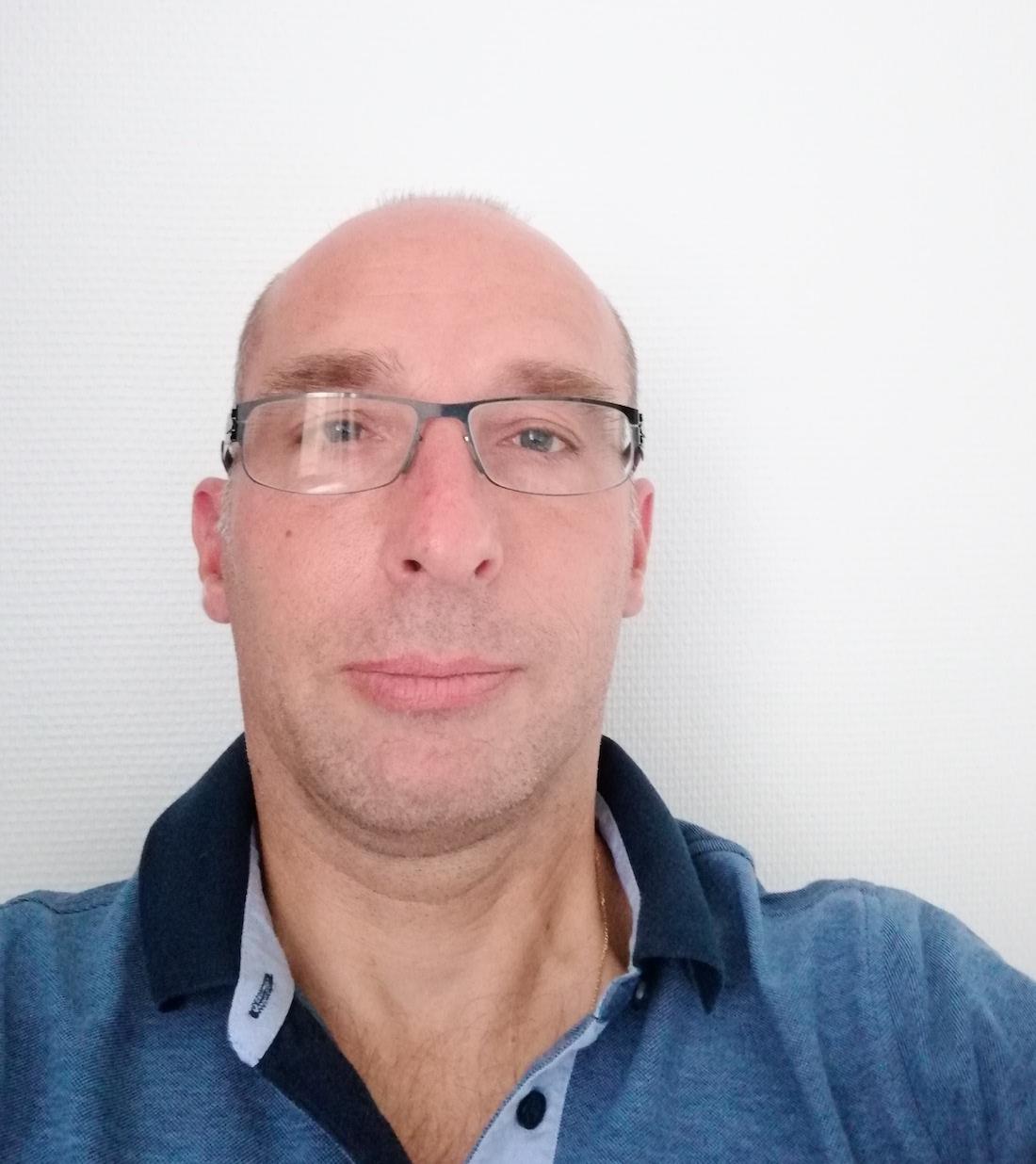 Sébastien Ducki, praticien hygiéniste pour le Réseau Inter-établissement de  Prévention des Infections  Nosocomiales (RIPIN) de  Grenoble. ©DR