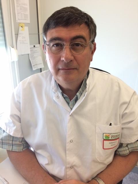 Philippe Carenco,  président de la Blanchisserie Inter-Hospitalière du Var. ©DR