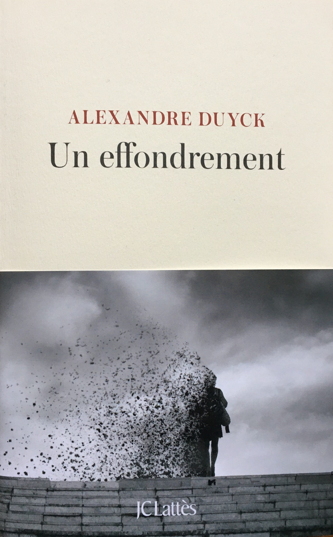 Burn-out : un livre pour raconter l'« effondrement »