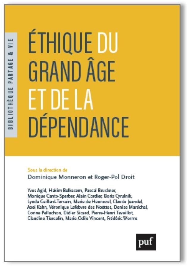L'éthique au cœur d'un ouvrage dédié au Grand âge
