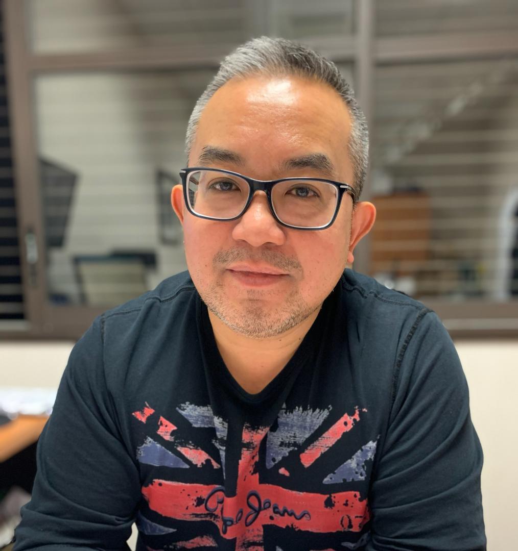 Phuc Le Dinh, directeur de la Résidence La Joliette. ©DR