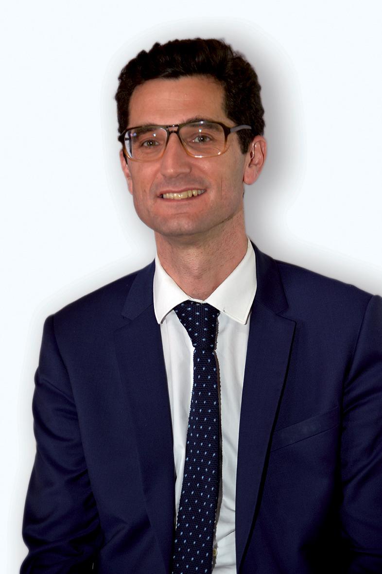 Éric Baugas, président exécutif d'Emera. ©DR