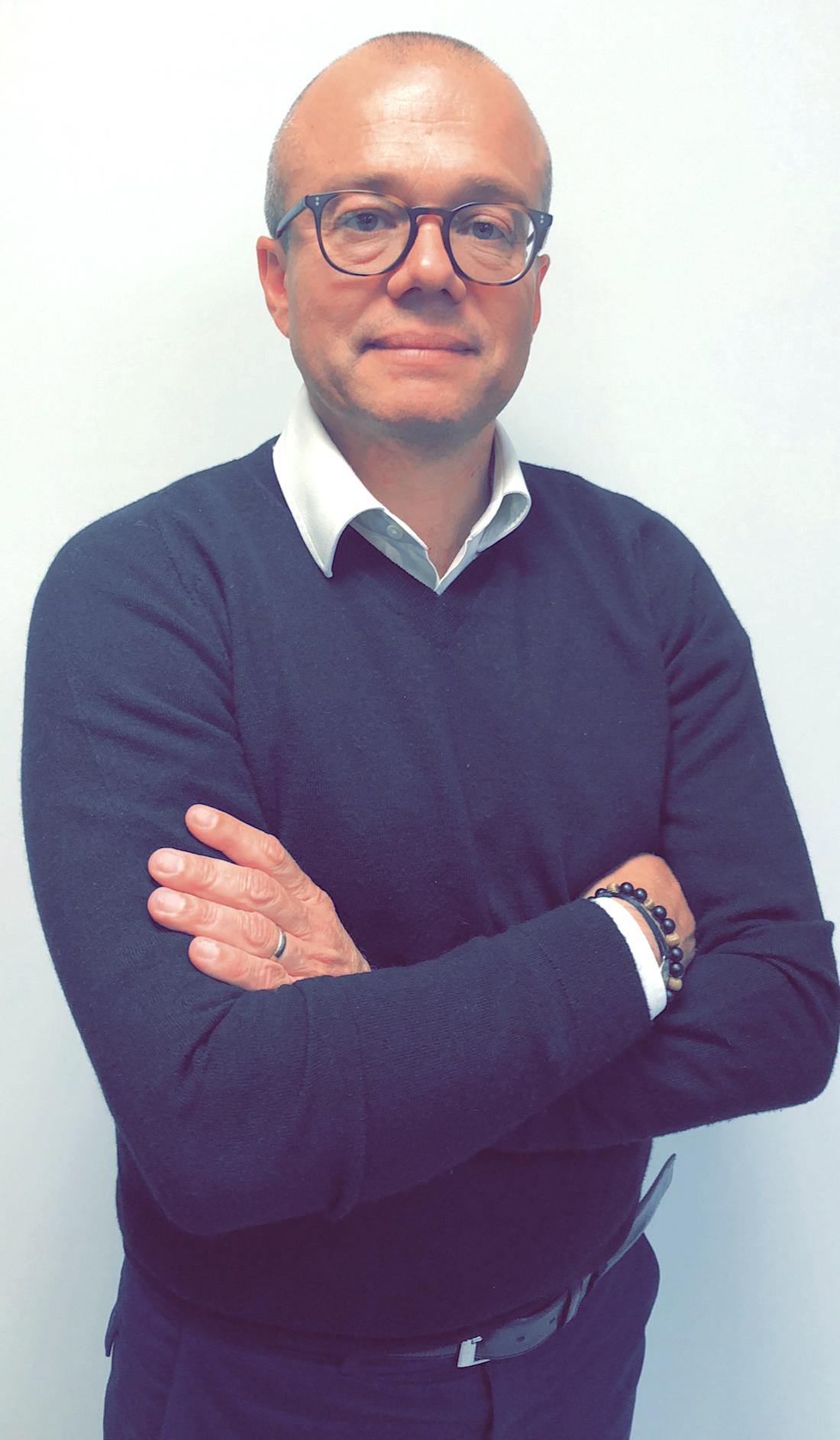 Stéphane Cavaillon-Pinod, Directeur Général des Opalines. ©DR