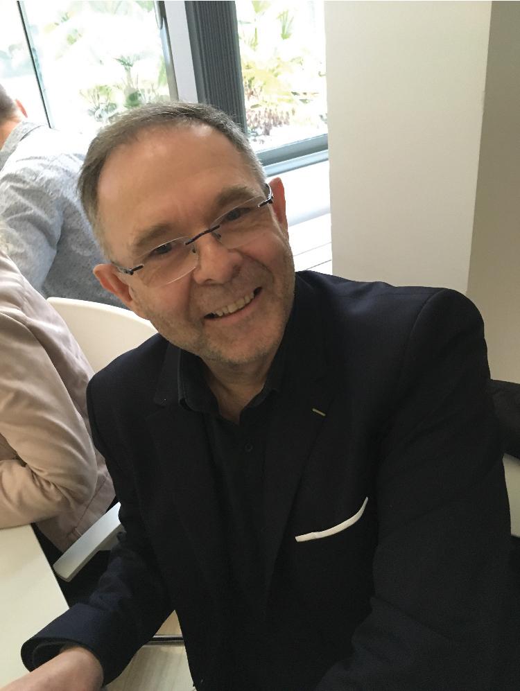 Didier Girard, ingénieur en restauration hospitalière et médico-sociale. ©DR