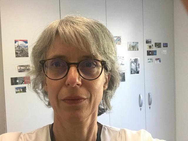 Le Dr Patricia Demoly-Pouret, responsable de la PUI. ©DR