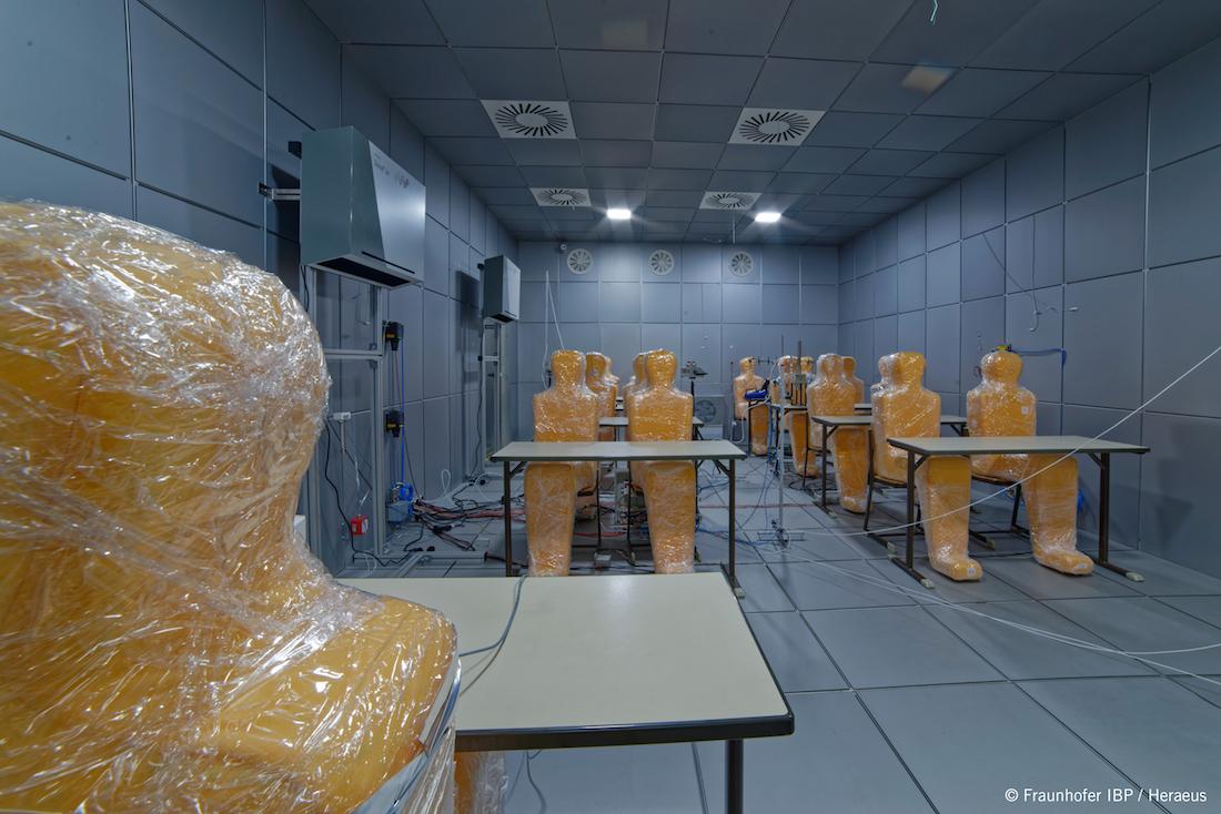 La lumière UVC pour lutter efficacement contre les virus aéroportés tels que la Covid-19