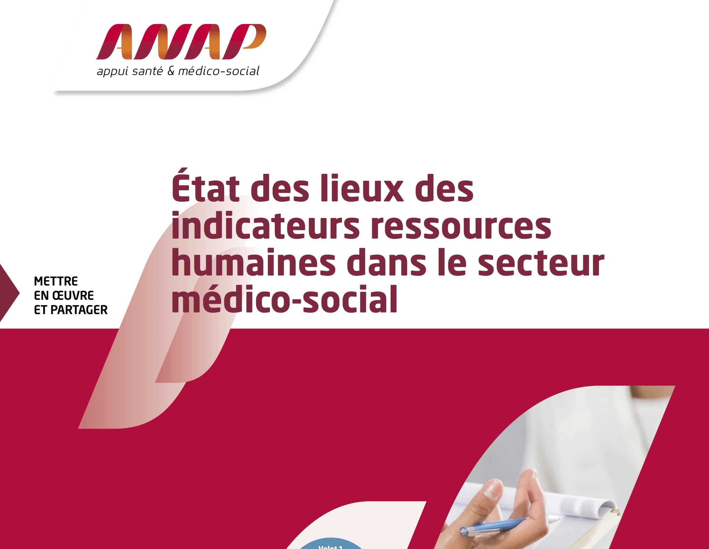 L'ANAP publie deux études relatives au tableau de bord de la performance dans le secteur médico-social