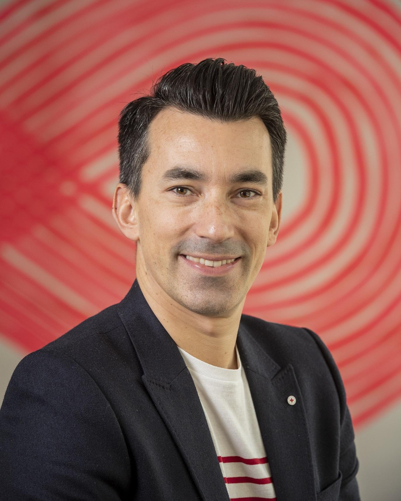 Johan Girard, délégué national de la  lière Personnes âgées et domicile. ©DR